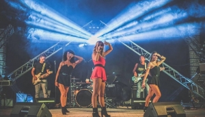I Crazy in Love – Beyoncé Tribute Band a Chieti Scalo