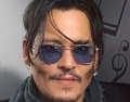 "Johnny Depp a Venezia con i ""barbari"""