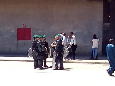 Pescara sgombero mercatino antimafie atria for Mercatino dell usato pescara