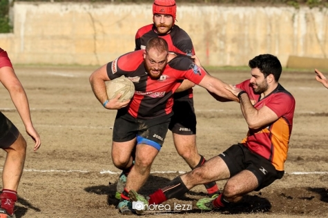 Paganica rugby vince a Frascati