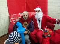 Babbo Natale arriva in canile